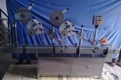 Double Top Side Labeling Machine