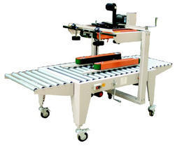 Semi Automatic Small Carton Sealer Machine