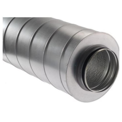 Sound Attenuator Round Duct Silencer at Rs 1150/square feet | Sayajiganj |  Vadodara| ID: 19597626330