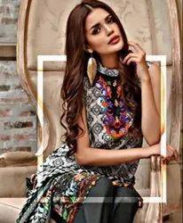 Designer Pakistani Suit Mysha Print 18