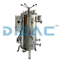 Didac Vertical Laboratory Autoclave, 2 Kw
