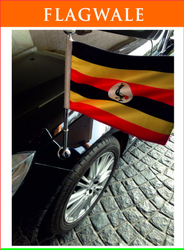 Car Flag for Bonnet
