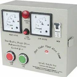 Submersible Pump Starter Panel