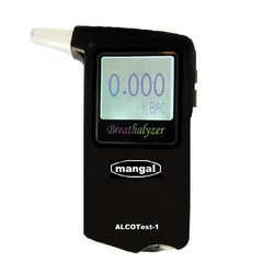 ALCO Test-1 Breath Analyzer