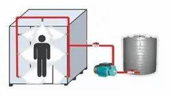 BANNER Sanitizer Tunnel Sensor