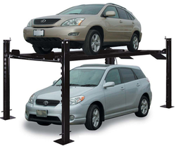 Four Post Car Parking System
