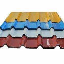 Steel Industrial Roofing Sheets
