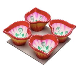 Earthern Festive Gifts - Concept Diwali Gifts - Diyas, For Festive Use/ Gifting