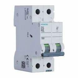 Siemens 32A Double Pole MCB