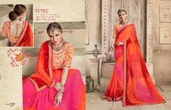 Kessi Bandhej Vol 5 Saree