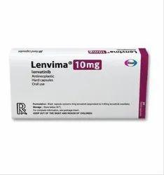 Lenvima (Lenvatinib) 10 Mg Tablet