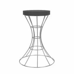 Dignity Round Stainless Steel Sitting Stool