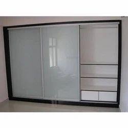 6 Feet * 4 Feet Aluminum Wardrobe Cabinet, Rs 800 /square Feet   ID:  18743970755
