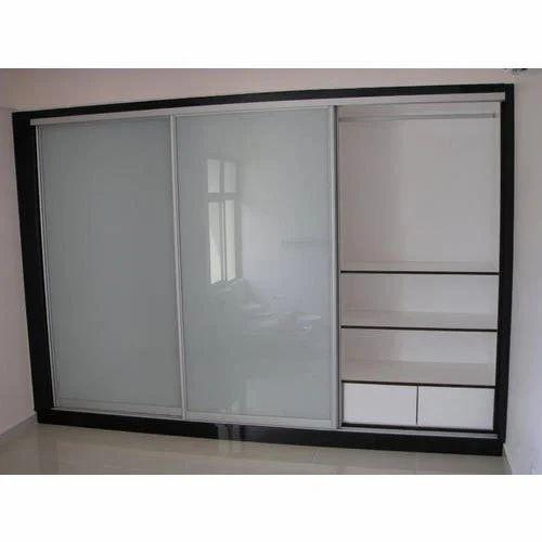 6 feet 4 feet aluminum wardrobe cabinet - Wardrobe Cabinet