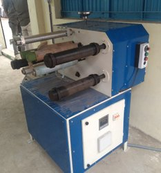 Automatic Cello Tape Manufacturing Machine
