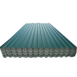 MS Corrugated Roofing Sheets
