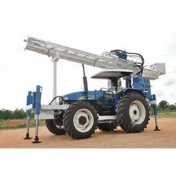 Tractor Mounted Pilling Rig