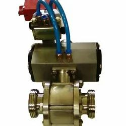 Electric Brass Solenoid Valve