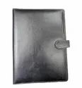 Leatherette Conference File Folder