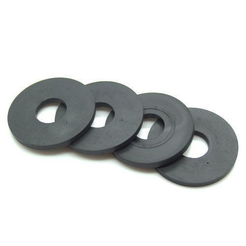 Black Flat Rubber Washer, Rs 10 /piece, Krikthii Yogi Engineering ...
