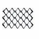 Galvanized Iron (gi) Chain Link Fence