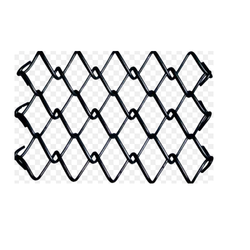 Galvanized Iron (GI) Chain Link Fence