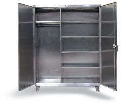 Stainless Wardrobe Cabinets