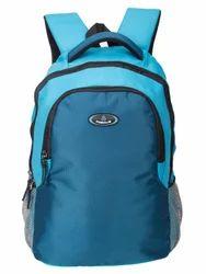 T.Blue & Indigo Blue Phoenix Trendy Casual Backpack Bag