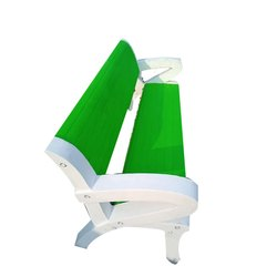 Park Lounge Swimming Pool Farm House Outdoor Waiting Lounge Chair Bench