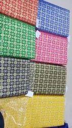 Jecard 100% Silk Pure Banarasi Fabric