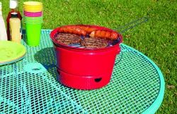 Barbeque Portable Charcoal