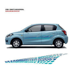 Maruti Swift/Universal Car Graphic