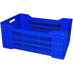 Long Plastic Crates