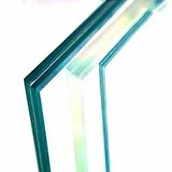 Transparent Plain Extra Clear Float Glass, Glass Thickness: 4 Mm To 19 Mm
