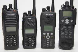 Police Two Way Radios