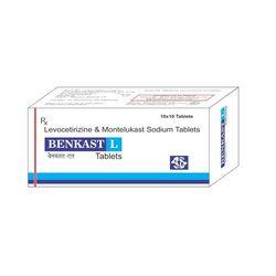 Levocetirizine And Montelukast Sodium Tablet