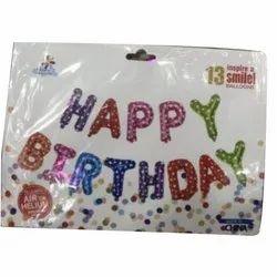 Happy Birthday Paper Garland Bunting