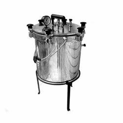 Portable Autoclave Sterilizer Steel