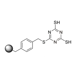 Trimercaptotriazine Resin