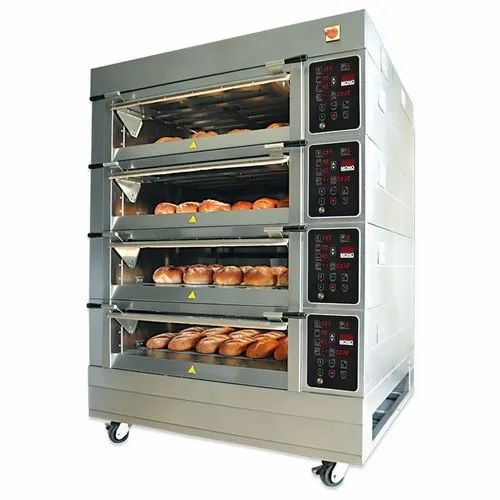 Commercial Modular Bakery Oven at Rs 110000/unit   Rotary Rack Oven   ID:  18362426412