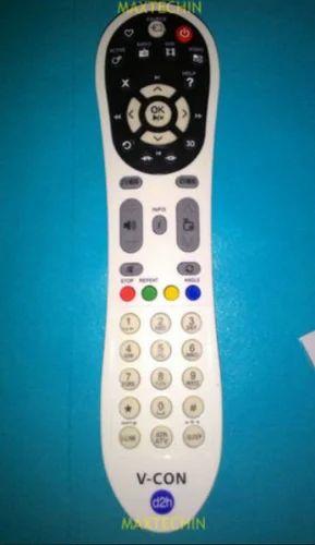 Videocon D2h Lcd Tv Remote For Videocon Sanjay Telecom Sirohi