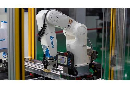 Delta Robot Robotic Controller Axis Technology Solutions