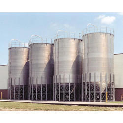 Grains Storage Silo