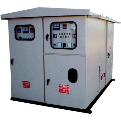 Three Phase Packaged Substation