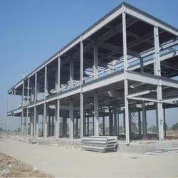 Industrial Fabricated Structure