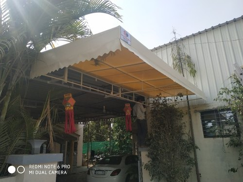 Plain Fixed Awning
