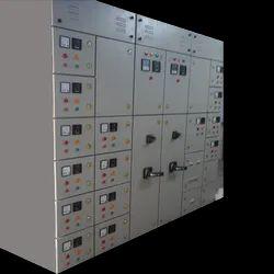 Mild Steel Three Phase AMF Control Panel