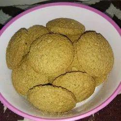 Eggless Ragi Biscuits