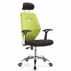 B-1035 High Back Revolving Chair