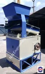 Mild Steel Automatic Stone Separating Machine for coco peat, Three Phase, 420 V